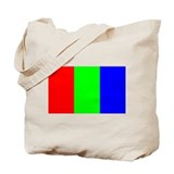 Martian Flag Tote Bag