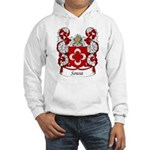 Sousa Family Crest Hooded Sweatshirt