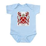 Sousa Family Crest Infant Creeper