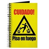 Piso en Fuego Journal