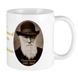 Wallace & Charles Darwin Coffee Mug