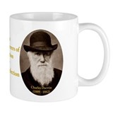 Wallace &amp; Charles Darwin Coffee Mug