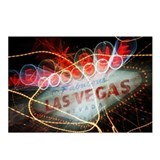 Vegas Sign Postcards (Package of 8)