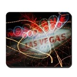 Vegas Sign Mousepad