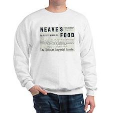 Neave's Food Sweatshirt