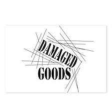 Damaged Goods Postcards (Package of 8)