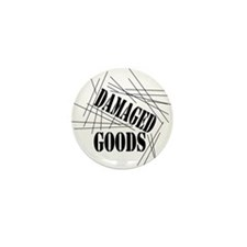 Damaged Goods Mini Button (10 pack)