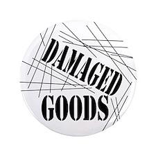 "Damaged Goods 3.5"" Button (100 pack)"