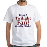 Why Guys Like Twilight  Shirt