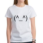 Geeky Face Women's T-Shirt