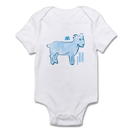 Chinese Horoscope (Goat) Infant Bodysuit