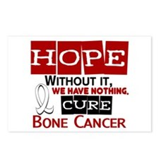 HOPE Bone Cancer 2 Postcards (Package of 8)