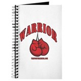 Warrior Boxing Gloves Journal