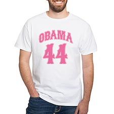 Obama pink 44 Shirt