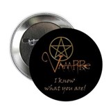 "Twilight Know What You Are 2.25"" Button (10 pack)"