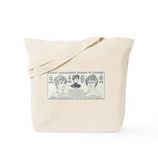Fastionable Fringes Tote Bag