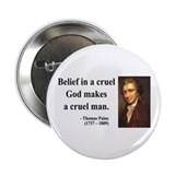 Thomas Paine 20 2.25&quot; Button (100 pack)