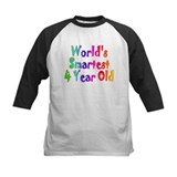 World's Smartest 4 Year Old Tee