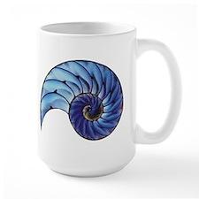 Chambered Nautilus Ceramic Mugs