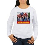 Shriner Color Guard Women's Long Sleeve T-Shirt