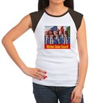 Shriner Color Guard Women's Cap Sleeve T-Shirt