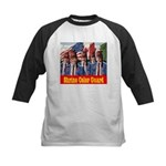 Shriner Color Guard Kids Baseball Jersey