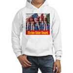 Shriner Color Guard Hooded Sweatshirt