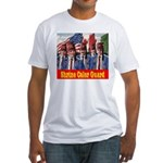 Shriner Color Guard Fitted T-Shirt