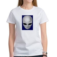Alien Stare Tee (Front & Back Images)