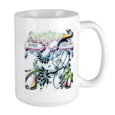 DARE2DREAM Large Mug