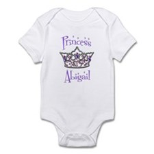 Abigail. Infant Bodysuit