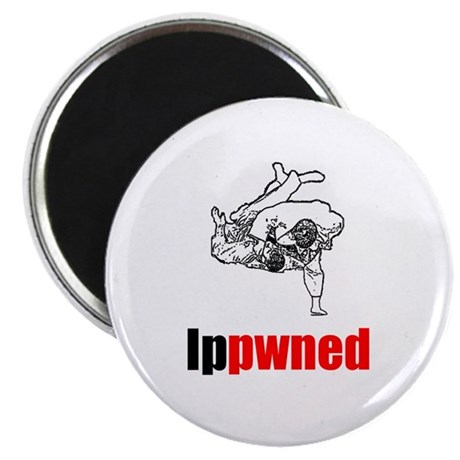 Ippwned 2.25&amp;quot; Magnet (100 pack)