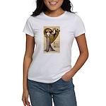 Valentine Cherub Women's T-Shirt