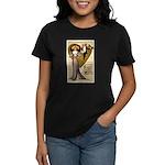 Valentine Cherub Women's Dark T-Shirt