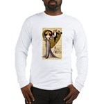 Valentine Cherub Long Sleeve T-Shirt