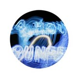 "24 Hour Lounge Neon 3.5"" Button (100 pack)"