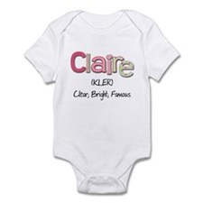 Claire Infant Bodysuit