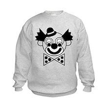 Cute Clown Sweatshirt