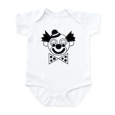 Unique Clown Infant Bodysuit
