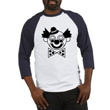 Cute Clown Baseball Jersey