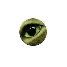 Cat Eye Mini Button (10 pack)