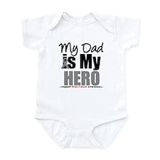 BrainCancerHero Dad Infant Bodysuit