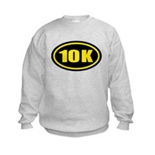 10 K Runner Oval Sweatshirt