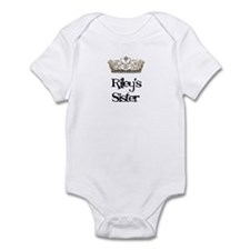 Riley's Sister Infant Bodysuit