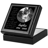 Heaven Quote Keepsake Box