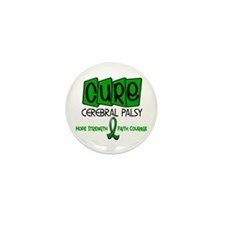 CURE Cerebral Palsy 1 Mini Button (10 pack)