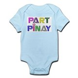 Cute Filipinas Infant Bodysuit