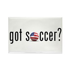 got soccer (USA)? Rectangle Magnet (10 pack)