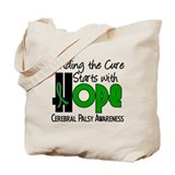 HOPE Cerebral Palsy 4 Tote Bag