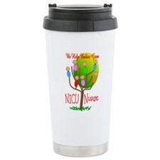 NICU Nurse Ceramic Travel Mug
